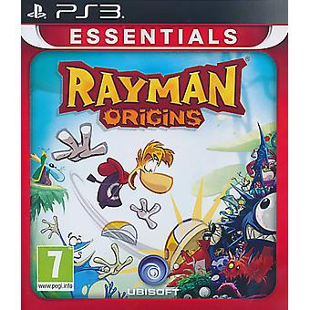Rayman Origins Essentials Nordic - Playstation 3
