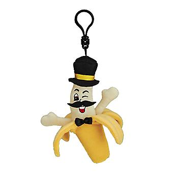 Whiffer Sniffers Slippery Sam Banana Scented Backpack Clip