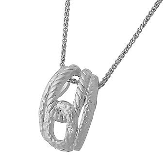 PENDANT WITH CHAIN 925 SILVER
