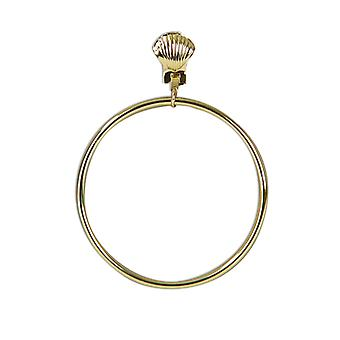 Pirate earring accessory gold