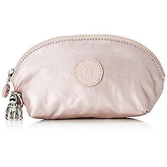 Kipling Baroe - Pink Women's Wallet (Metallic Rose) 20.5x10x7.5 cm (B x H T)