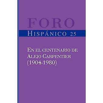 En Centenario de Alejo Carpentier (1904-1980) by Patrick Collard - Ri