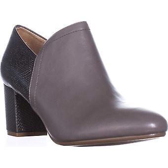 Naturalizer Womens Misha Almond Toe Ankle Fashion Boots