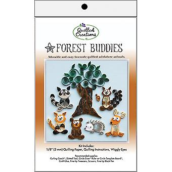 Quilling Kit Forest Buddies 276