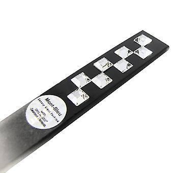 Chess glass nail file ECB-M4