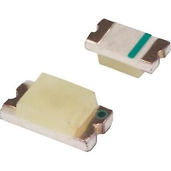 SMD LED 3216 Green 10 mcd 160 ° 20 mA 2.2 V LUMEX
