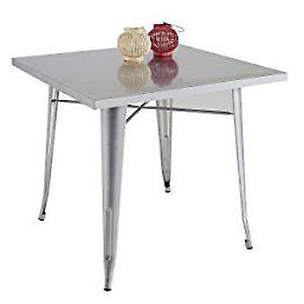 Kit Closet Coffee table Metal Silver 19041