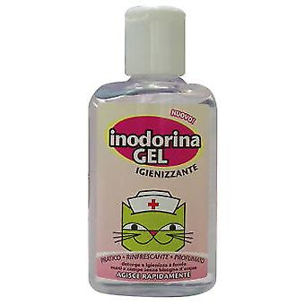 Inodorina Hygienic Gel 80Ml (Cats , Grooming & Wellbeing , Cleaning & Disinfection)