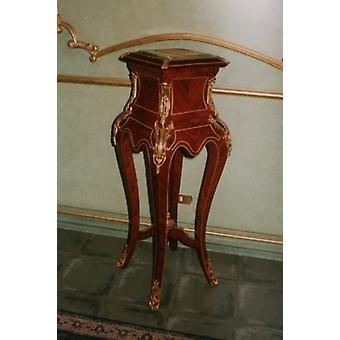 stand from wood veneer antique style MoSt0778