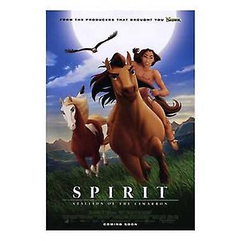Spirit Stallion of the Cimarron Movie Poster (11 x 17)