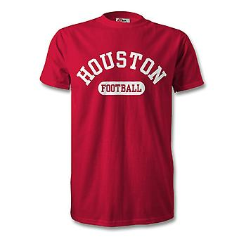 Houston Football T-Shirt