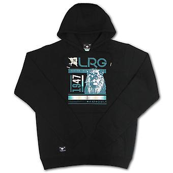 Lrg Raided Pullover Hoodie Black