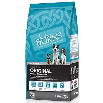 Burns oprindelige Adult kylling 7,5 kg