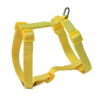 Freedog Harness Nylon Yellow (Dogs , Collars, Leads and Harnesses , Harnesses)
