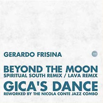 Gerardo Frisina - ud over the Moon/Gica's Dance [Vinyl] USA import