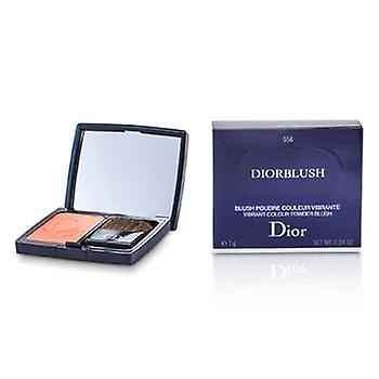 Christian Dior DiorBlush Vibrant Colour Powder Blush - # 556 Amber Show - 7g/0.24oz