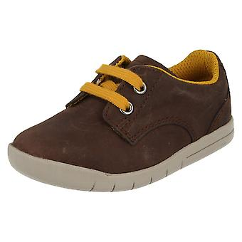 Boys Clarks First Walking Shoes Crazy Rock