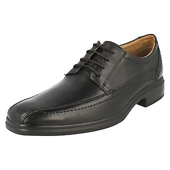 Mens Clarks Formal Lace Up Shoes Glevo Over