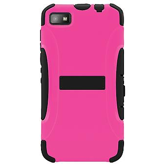 Trident Aegis Case for BlackBerry Z10 (Black/Pink)