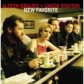 New Favorite by Alison Krauss & Unio