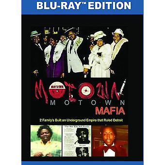 Motown Mafia [Blu-ray] USA importerer