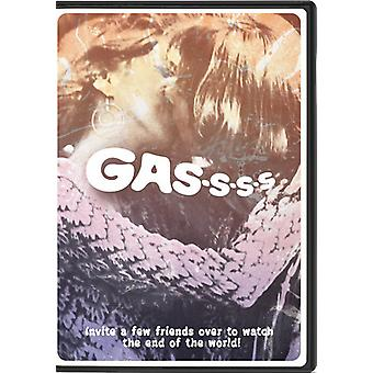 Gas-S-S-S [DVD] USA import