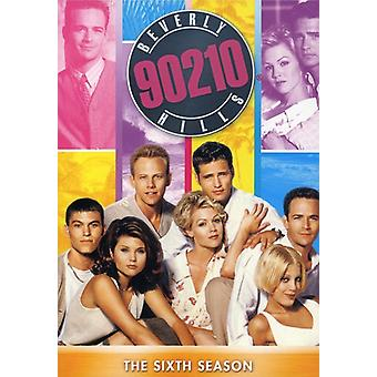 Beverly Hills 90210 - Beverly Hills 90210: Sesong 6 [DVD] USA import