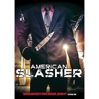 Amerikanske Slasher [DVD] USA importerer