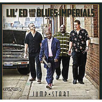Lil' Ed & the Blues Imperials - Jump Start [CD] USA import