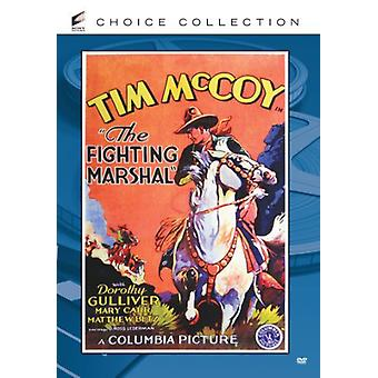Fighting Marshall [DVD] USA import