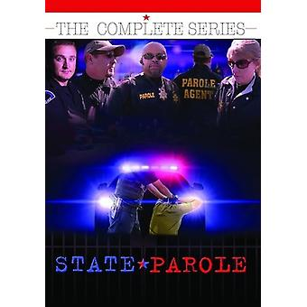 State Parole: Complete Series [DVD] USA import