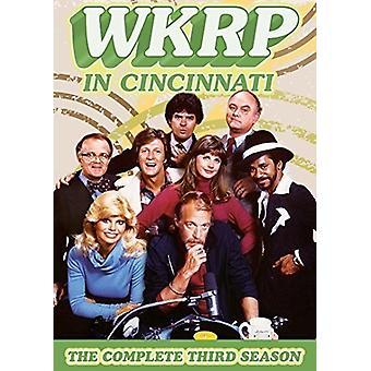 Wkrp in Cincinnati: Season Three [DVD] USA import