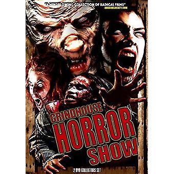 Grindhouse Horror Show [DVD] USA importerer