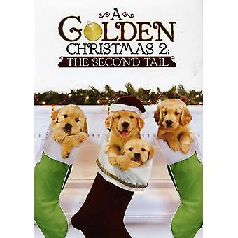 Golden Christmas 2: Anden halen [DVD] USA importen