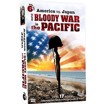America vs. Japan the Bloody War in the Pacific [DVD] USA import