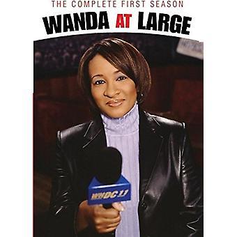 Wanda na wolności: import USA pełny pierwszy sezon [DVD]