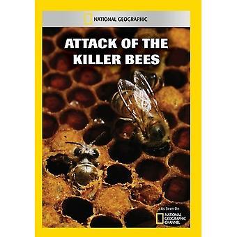 Attack av Killer Bees [DVD] USA import