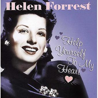 Helen Forrest - Helen Forrest [CD] USA import
