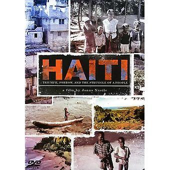 Haiti: Triumph sorg & kamp for et folk [DVD] USA import