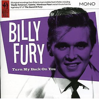 Billy Fury - tænder mig tilbage på dig [CD] USA Importer