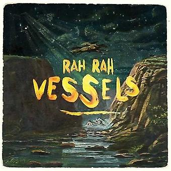 Rah Rah - fartøjer [CD] USA importerer