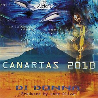 Di Donna - Canarias 2010 [CD] USA import
