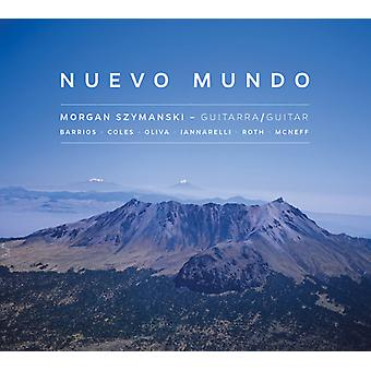 Mangore / Szymanski, Morgan - Nuevo Mundo [CD] USA import