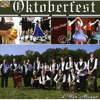 D'Wyn Mugge - Oktoberfest [CD] USA import