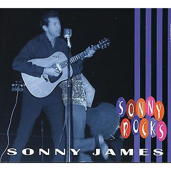 Sonny James - Sonny klipper [CD] USA importerer