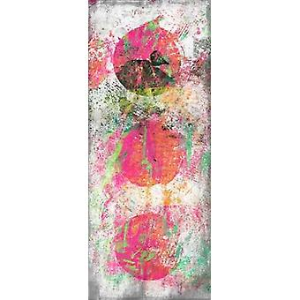 Glow Abstract Poster Print by Jace Grey