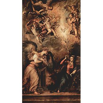 Titian - heavenly Poster Print Giclee