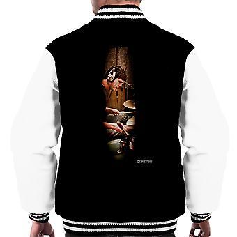 I vaccini Pete Robertson Drumming giacca Varsity-Uomo