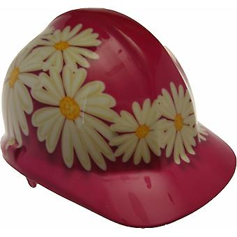 Daisy Themed Hard Hat