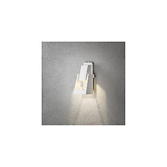 Konstsmide Potenza Modern Japanese Style White Wall Lantern